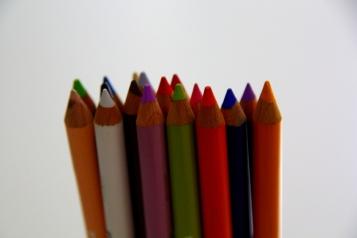 my prismacolor pencils