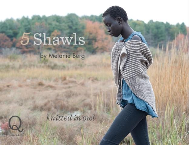 5 Shawls