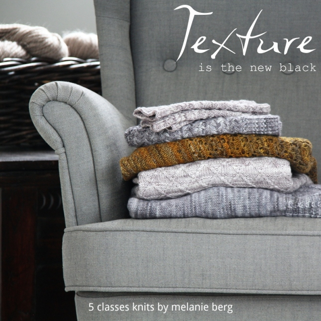 Texture is the new black